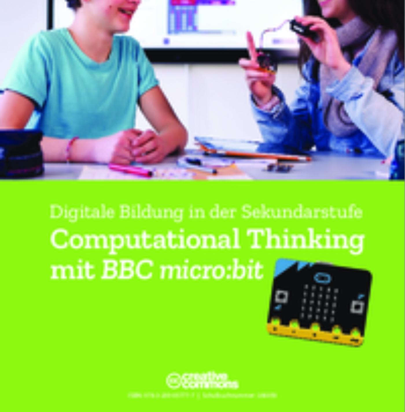 OER Schulbuch zu Microbit